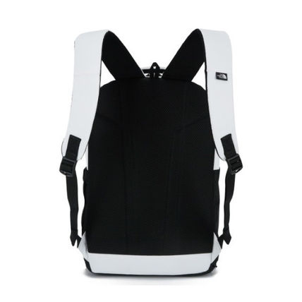 THE NORTH FACE Backpacks Unisex Street Style Backpacks 17