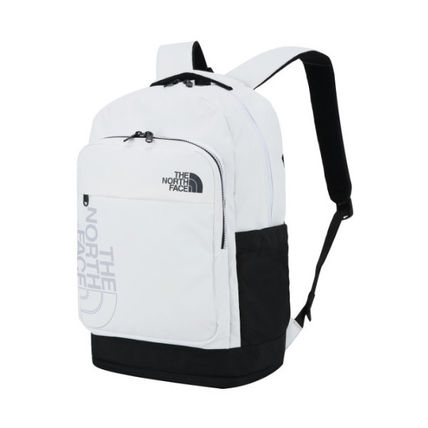 THE NORTH FACE Backpacks Unisex Street Style Backpacks 18