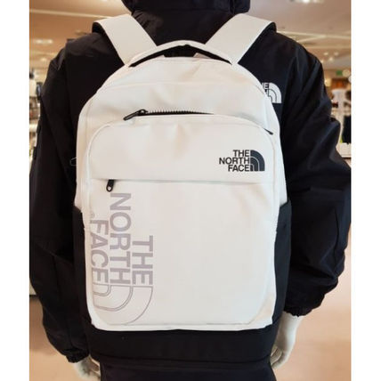 THE NORTH FACE Backpacks Unisex Street Style Backpacks 20