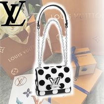 Louis Vuitton EPI 2WAY Leather Shoulder Bags