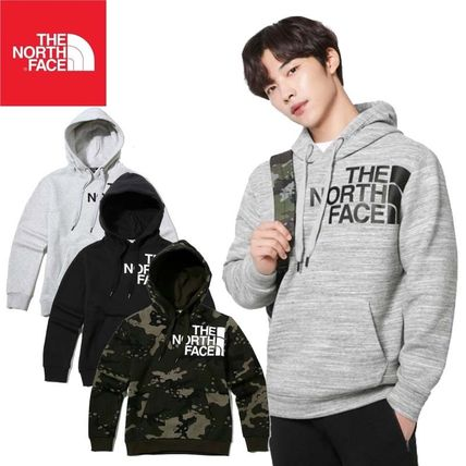 b0abd1e164 ... THE NORTH FACE Hoodies Pullovers Unisex Street Style Long Sleeves  Cotton Hoodies ...