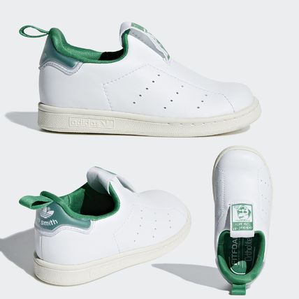 the latest 5a102 3d8fb adidas STAN SMITH 2018-19AW Baby Girl Shoes (AQ1112)