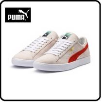 PUMA SUEDE Suede Street Style Sneakers