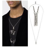 Saint Laurent Unisex Necklaces & Chokers