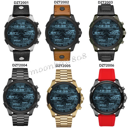 DIESEL Smartwatch Watches Watches