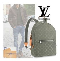Louis Vuitton Monogram Canvas Bag in Bag Backpacks