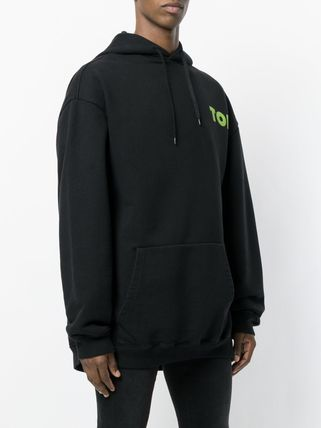 VETEMENTS Hoodies Unisex Street Style Oversized Hoodies 4