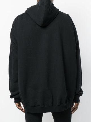 VETEMENTS Hoodies Unisex Street Style Oversized Hoodies 5
