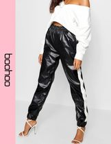 boohoo Casual Style Faux Fur Street Style