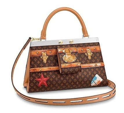 Louis Vuitton Handbags Monogram 2WAY Leather Handbags 2