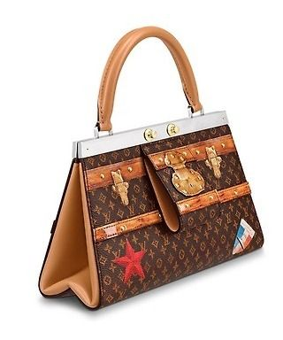 Louis Vuitton Handbags Monogram 2WAY Leather Handbags 3