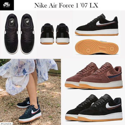 get online buying cheap fresh styles Nike AIR FORCE 1 2018-19AW Street Style Low-Top Sneakers