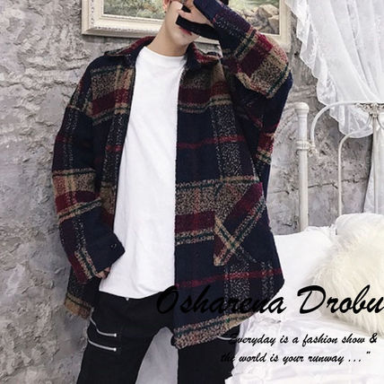 Shirts Pullovers Stripes Street Style Long Sleeves Home Party Ideas 3