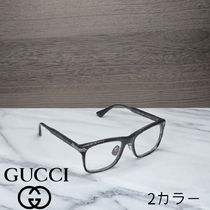 GUCCI Unisex Square Optical Eyewear