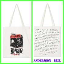 ANDERSSON BELL Canvas Street Style A4 Shoppers
