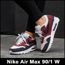 Nike AIR MAX 90 Unisex Street Style Low-Top Sneakers