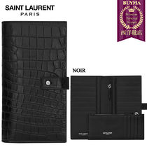 Saint Laurent Long Wallets
