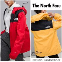 THE NORTH FACE Casual Style Street Style Plain Medium Oversized Outerwear
