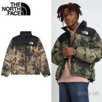 THE NORTH FACE Short Street Style Down Jackets