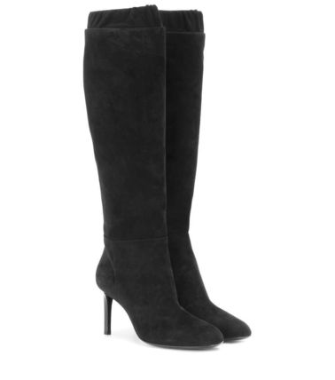 Suede Boots Boots