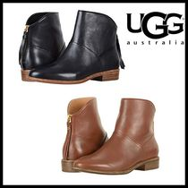 UGG Australia Casual Style Fur Plain Ankle & Booties Boots