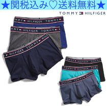 Tommy Hilfiger Plain Cotton Trunks & Boxers