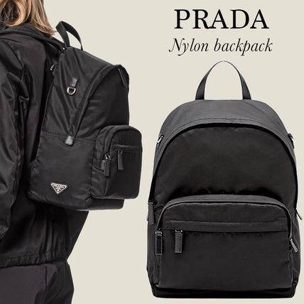 46df9385e4c3 PRADA Men's Backpacks: Shop Online in US | BUYMA
