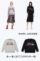 MARC JACOBS Casual Style Sweat Long Sleeves Medium Shirts & Blouses