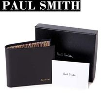 Paul Smith Studded Leather Folding Wallets