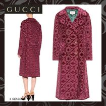 GUCCI Star Monogram Long Coats