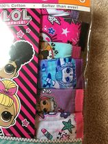 L.O.L. Surprise Kids Girl Underwear