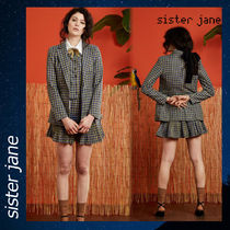 Sister Jane Other Check Patterns Jackets