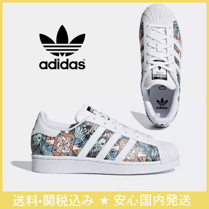 4a84db4ff76 ... superstar shoes clean step 2 4d40e 6a421  hot adidas low top stripes  paisley rubber sole lace up casual style leather d24a4 311f9