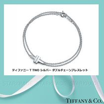 Tiffany & Co Tiffany T Silver Elegant Style Fine