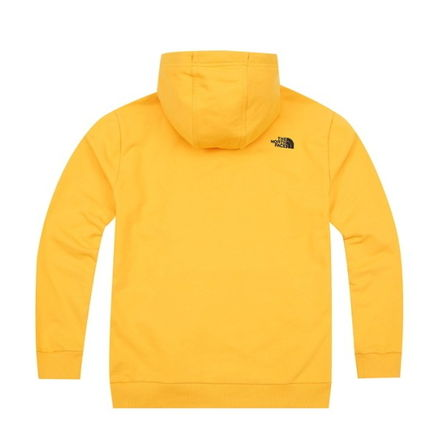 THE NORTH FACE Hoodies Unisex Street Style Long Sleeves Plain Cotton Hoodies 7