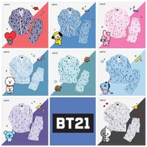 BT21 Unisex Collaboration Lounge & Sleepwear