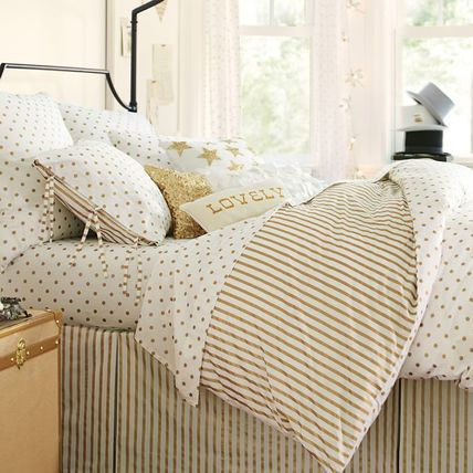Stripes Dots Comforter Covers Duvet Covers