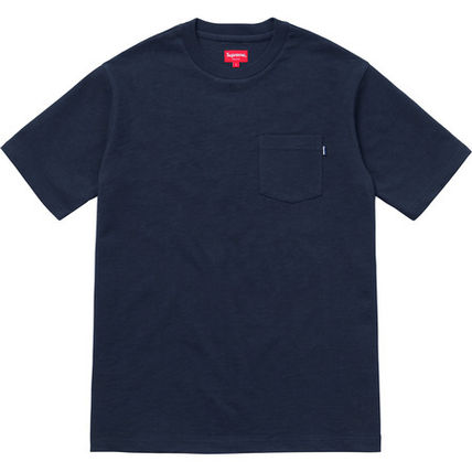 Supreme More T-Shirts Unisex Street Style Cotton T-Shirts 3