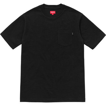 Supreme More T-Shirts Unisex Street Style Cotton T-Shirts 5