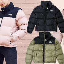 THE NORTH FACE Nuptse Casual Style Down Jackets