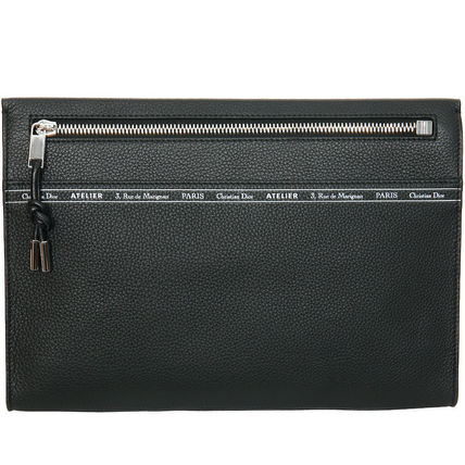 buy popular 2bf64 129ee DIOR HOMME 2018 SS Clutches