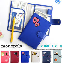 monopoly Passport Cases