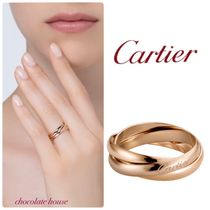 Cartier TRINITY Party Style 18K Gold Fine