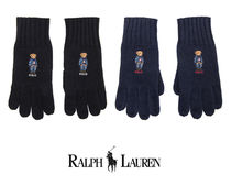 POLO RALPH LAUREN Casual Style Unisex Other Animal Patterns Gloves Gloves