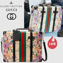GUCCI Flower Patterns Collaboration A4 2WAY Business & Briefcases