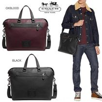Coach Plain Leather Business & Briefcases
