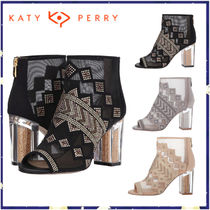 Katy Perry Party Style High Heel Boots
