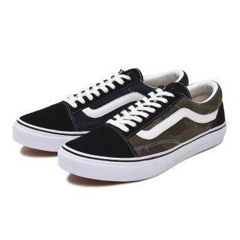 a8272033d1 ... VANS Sneakers Camouflage Unisex Blended Fabrics Street Style Sneakers  ...