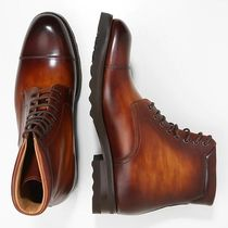 MAGNANNI Leather Engineer Boots