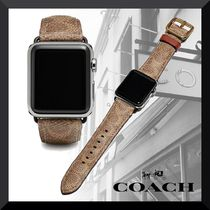 Coach SIGNATURE Leather Watches